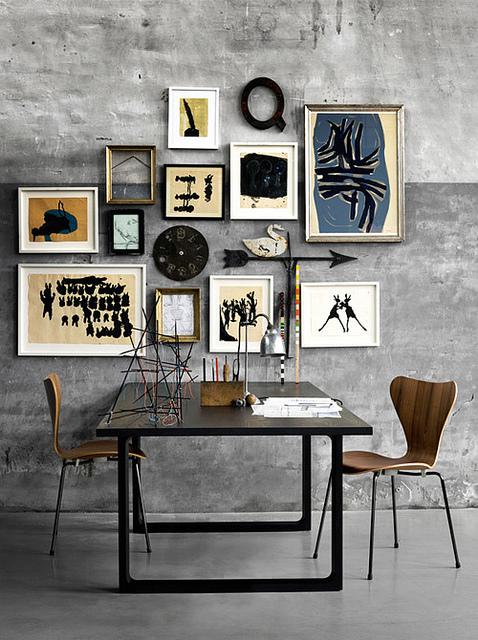 31 pomysłów na ścienną galerię zdjęć i obrazów