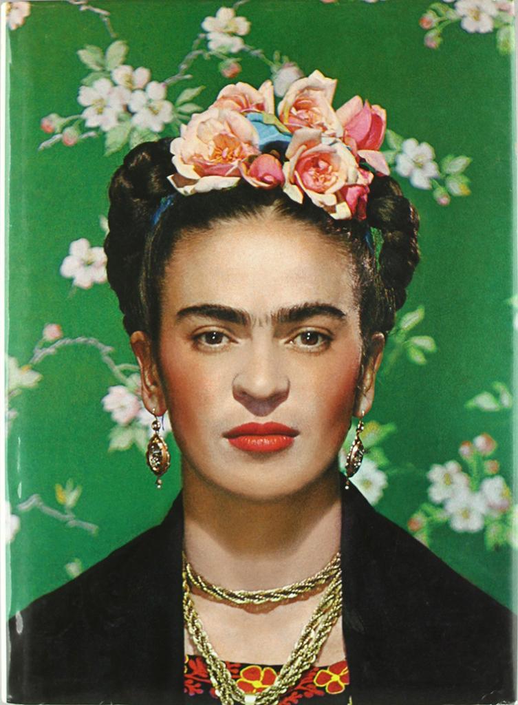 Frida Kahlo - inspiracja PIXERS