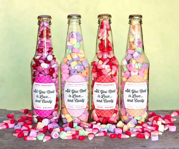 21 Diy Valentine Gift Ideas For Friends Diy Valentine Friends Ideas
