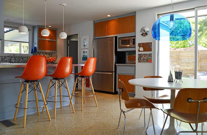 Mid Century Kitchen - PIXERS blog
