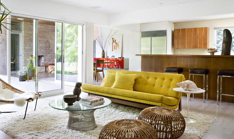 Mid-Century Modern Interior Design - PIXERS blog