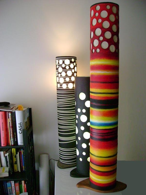 Lampy z Tuby - PIXERs