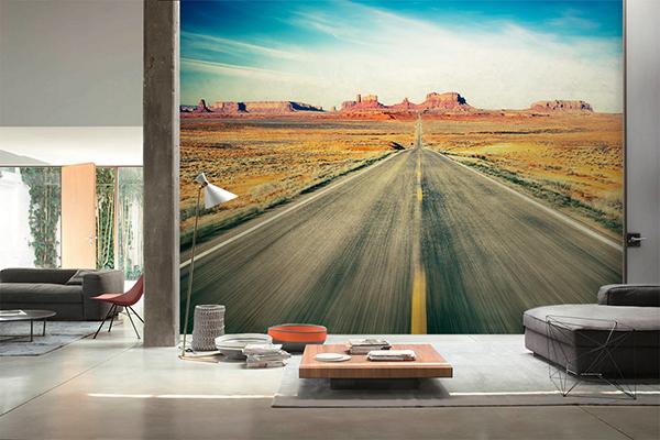 PIXERS Fototapeta Monument Valley