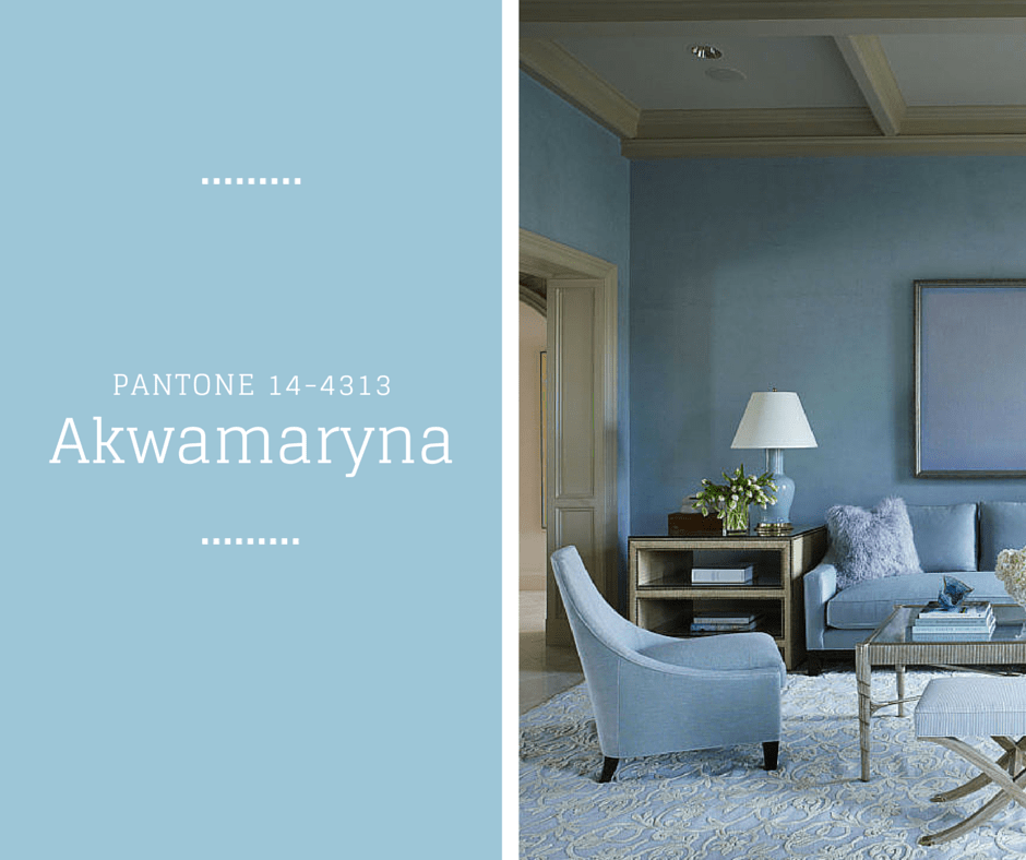 Kolor Wiosny - Akwamaryna - PIXERS blog