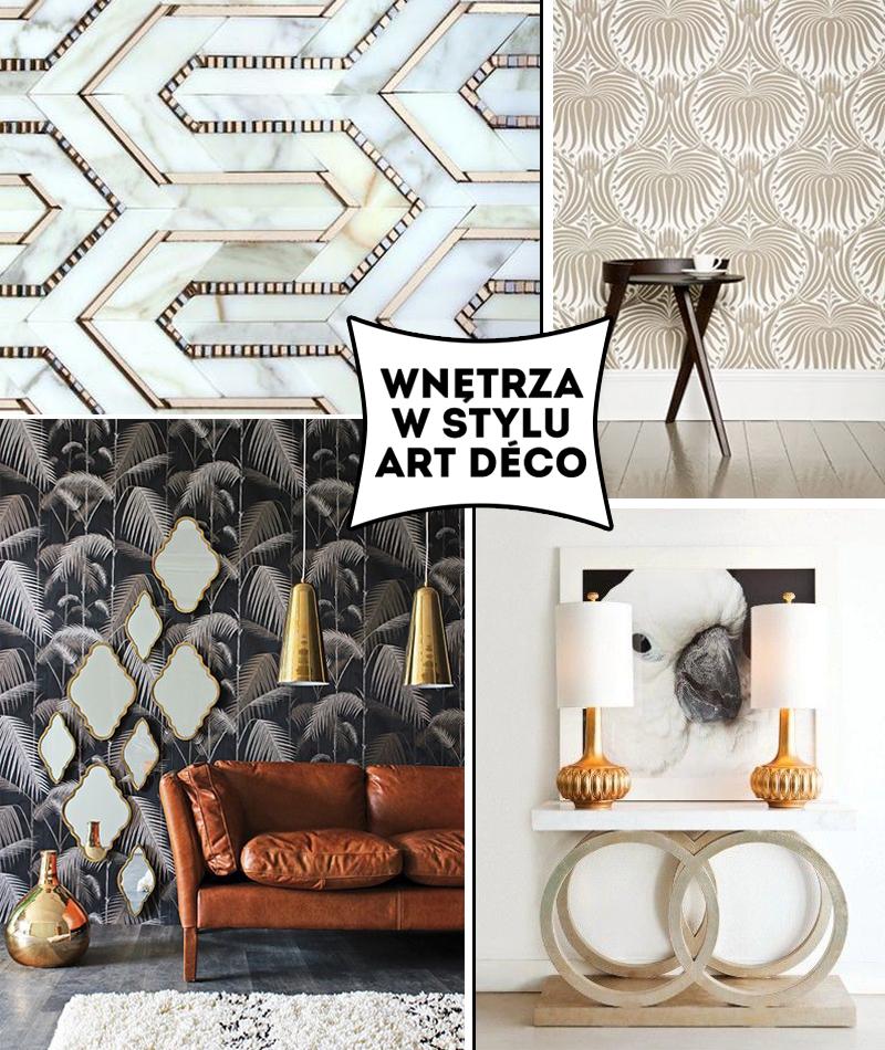 Styl Art Deco we wnętrzach - blog PIXERS